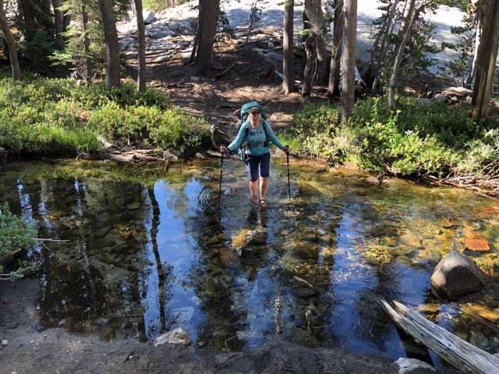 Crossing Ottoway Creek
