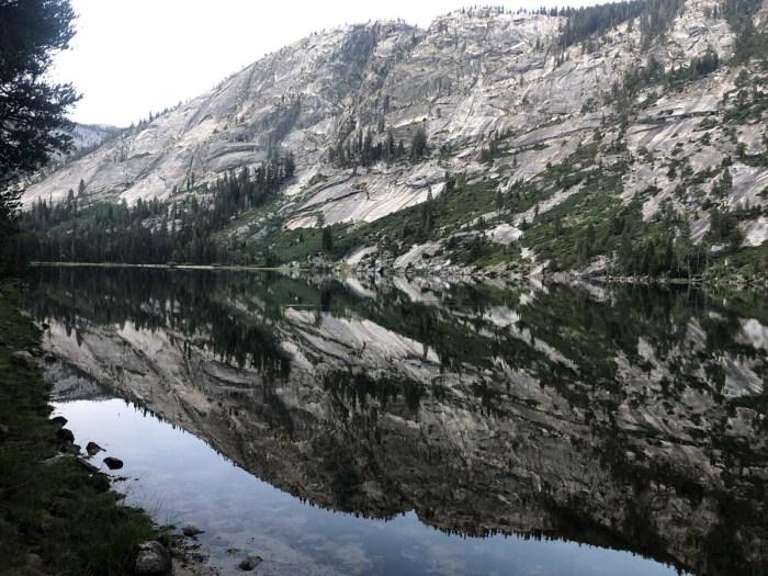 Morning Reflection on Washburn Lake