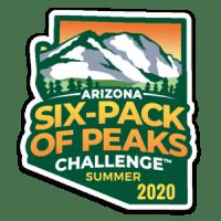 2020 Arizona Summer Six-Pack of Peaks Challenge