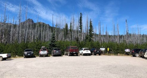 Jack Lake Trailhead