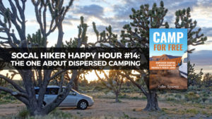 Interview with John Searles, author of Free Camping