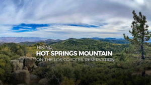 Hike Hot Springs Mountain in San Diego County