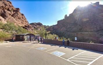 Echo Canyon Trailhead