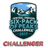 2017 Central Oregon Six-Pack Challenger