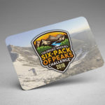 Colorado Rockies Six-Pack of Peaks Gift Card