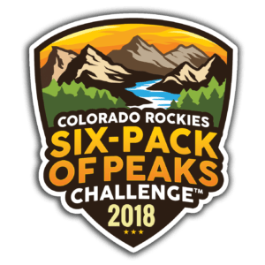 Colorado Six-Pack of Peaks Challenge