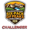 2017/18 Colorado Six-Pack Challenger