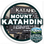 Mount Katahdin Badge