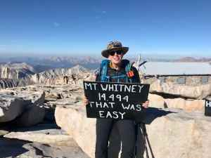 Just finished a 7 day backpacking journey and during my journey got to Summit Mount Whitney what a b