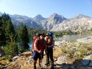 Completed the Rae Lakes Loop a week ago in Kings Canyon National Park. 42 miles and 7000 feet of ele