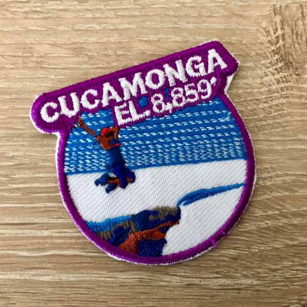 Cucamonga Peak Patch
