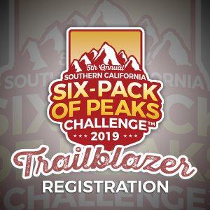 2019 SoCal Six-Pack of Peaks Trailblazer Registration