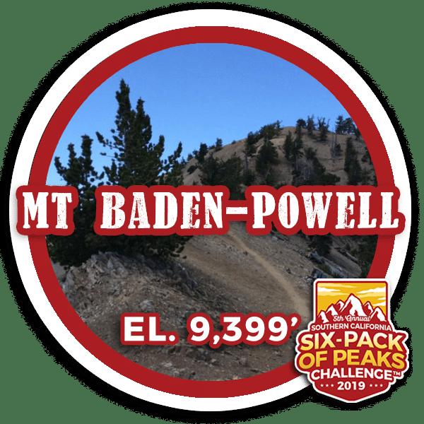 2019 Mount Baden-Powell