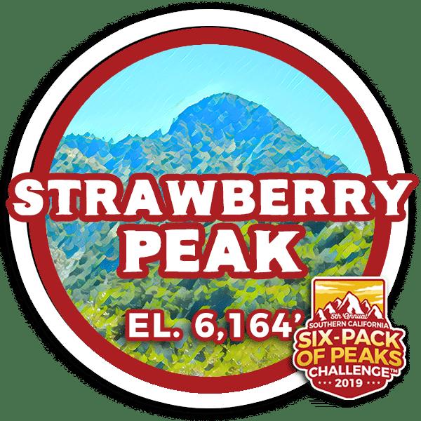 2019 Strawberry Peak