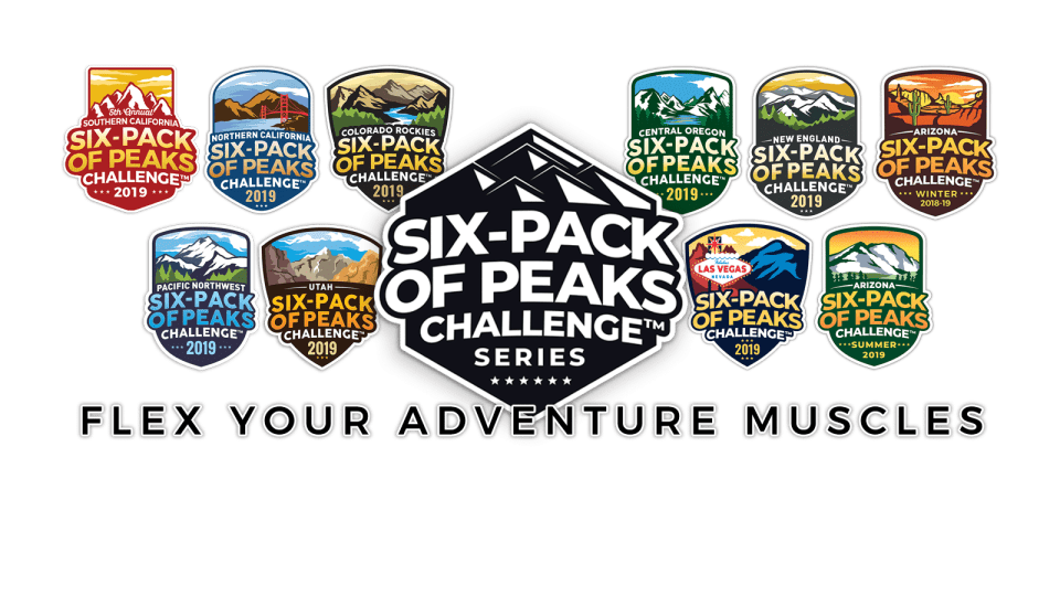 The Six-Pack of Peaks Challenge Series