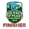 2019 Oregon Finisher