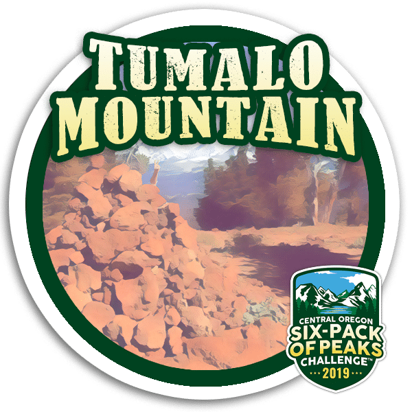 2019 Tumalo Mountain