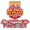 2019 SoCal Original Six-Pack Finisher