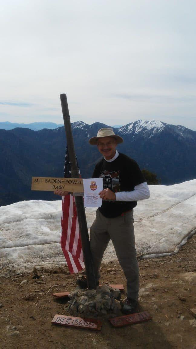 Tim-on-Baden-Powell
