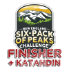 2019 New England Finisher + Katahdin