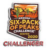 2020 Arizona Winter Challenger