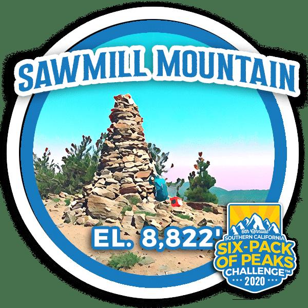 I hiked Sawmill Mountain
