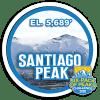 2020 Santiago Peak