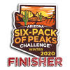 2020 Arizona Winter Finisher