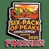 2020 Arizona Winter Finisher