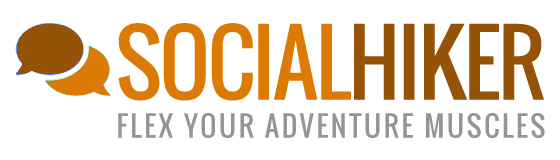 SocialHiker - Flex Your Adventure Muscles