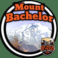 2020 Mount Bachelor Badge