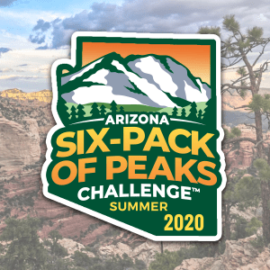 2020 Arizona Summer Six-Pack of Peaks Challenge avatar