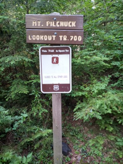 Pilchuck-Trailhead