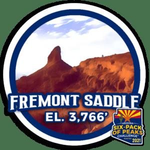 2021 Fremont Saddle