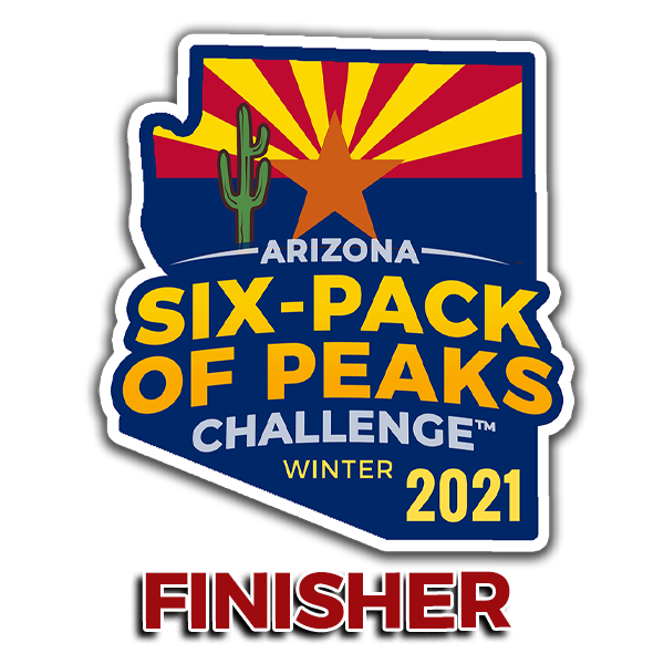 2021 AZ Winter Finisher