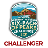 2021 NorCal Six-Pack of Peaks Challenger
