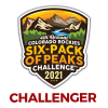 2021 Colorado Six-Pack of Peaks Challenger