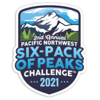 2021 PNW Six-Pack of Peaks Challenge