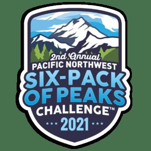 2021 PNW Six-Pack of Peaks Challenge