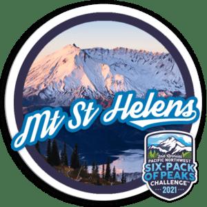 2021 Mount Saint Helens