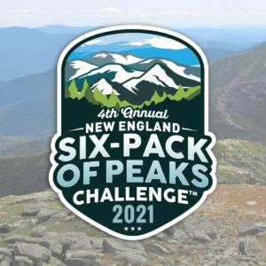 2021 New England Six-Pack of Peaks Challenge