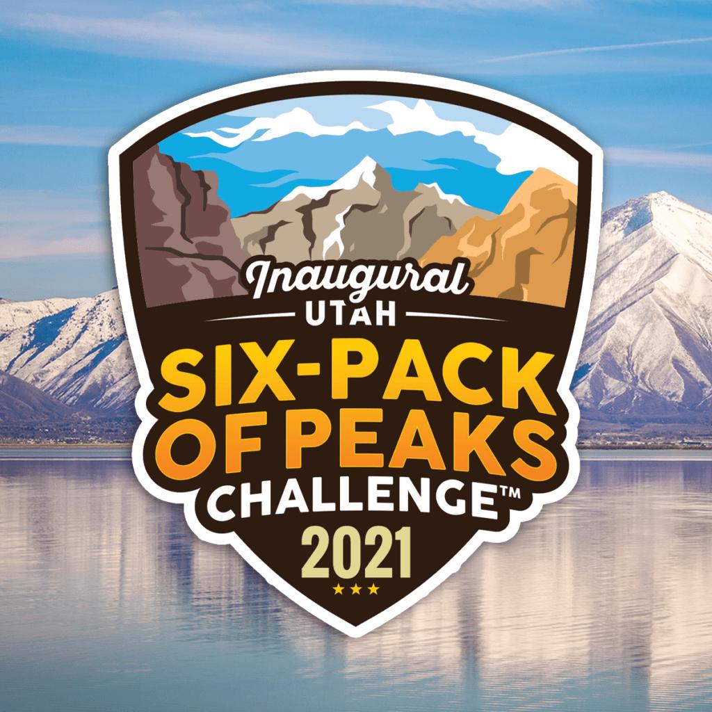 2021 Utah Six-Pack of Peaks Challenge