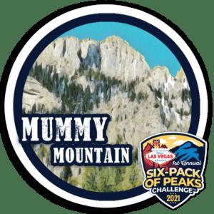 Mummy Mountain - Las Vegas Six-Pack of Peaks Challenge