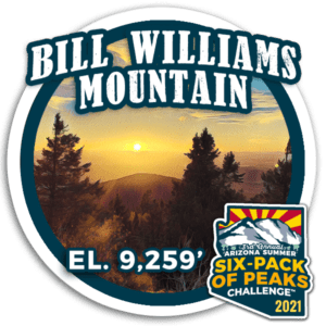 2021 Bill Williams Mountain