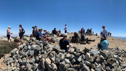 Mt-Baldy-Summit-Crowds
