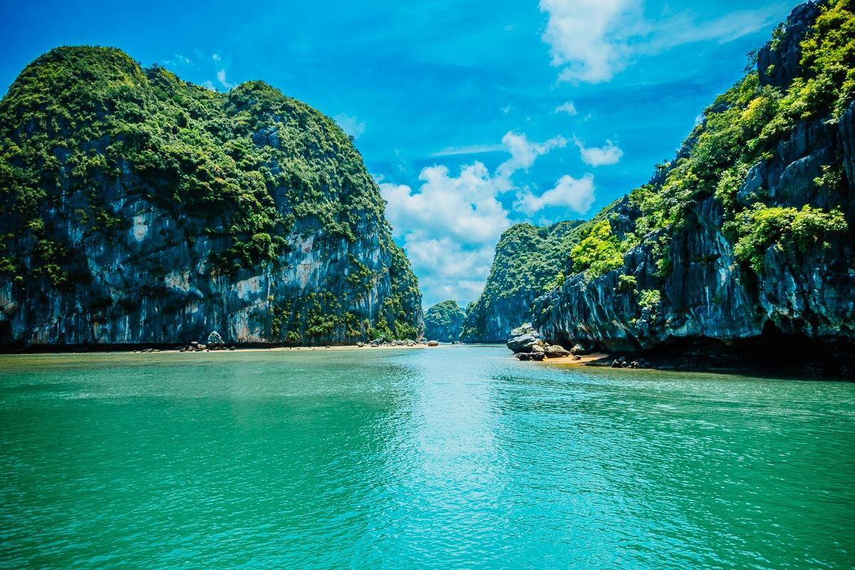 Flashpacking in Vietnam