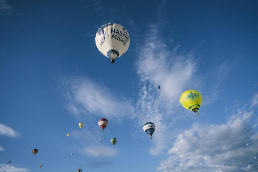 mondial air balloon festival