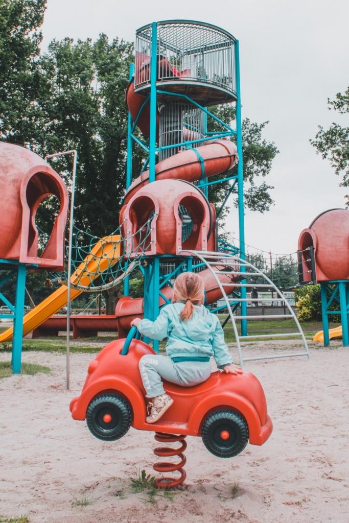 camping kinderen nederland