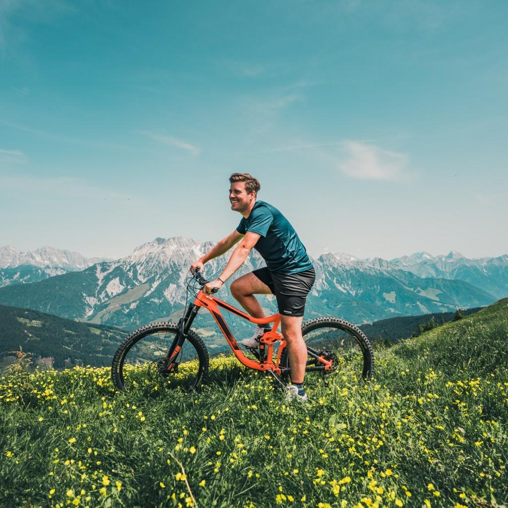 mountainbiken in oostenrijk