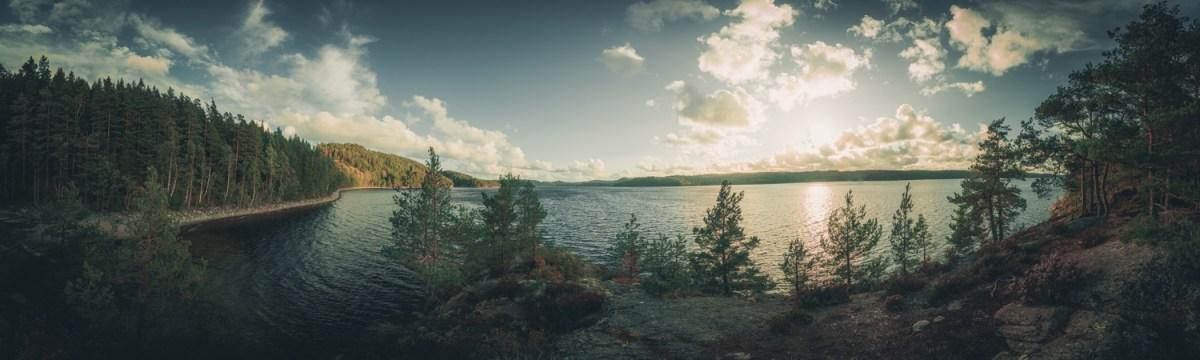 kanotour noorwegen
